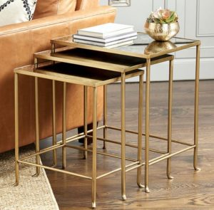 When To Use A Nesting Table - Talie Jane Interiors