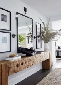 Console Table Usage - Talie Jane Interiors