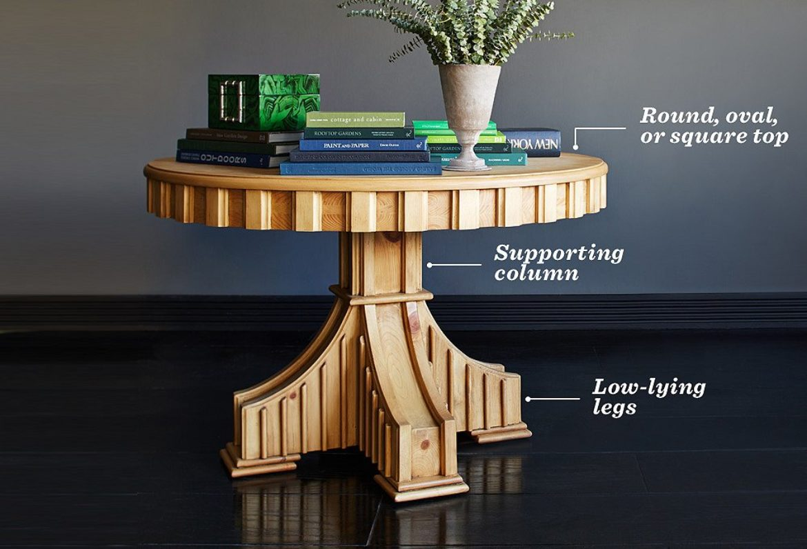 Tables 101 - Talie Jane Interiors - South Lake Tahoe