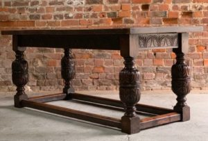 Proper use for a Refectory Table - Talie Jane Interiors