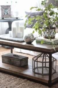 How To Design a Coffee Table - Compose and Arrange - Talie Jane Interiors