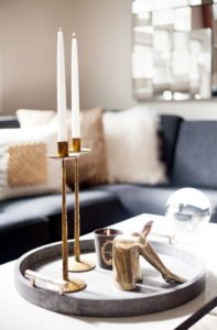 How To Design a Coffee Table - Something Tall - Talie Jane Interiors