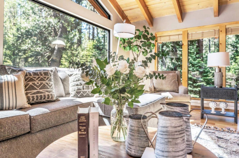 Living Room Design after Talie Jane Interiors