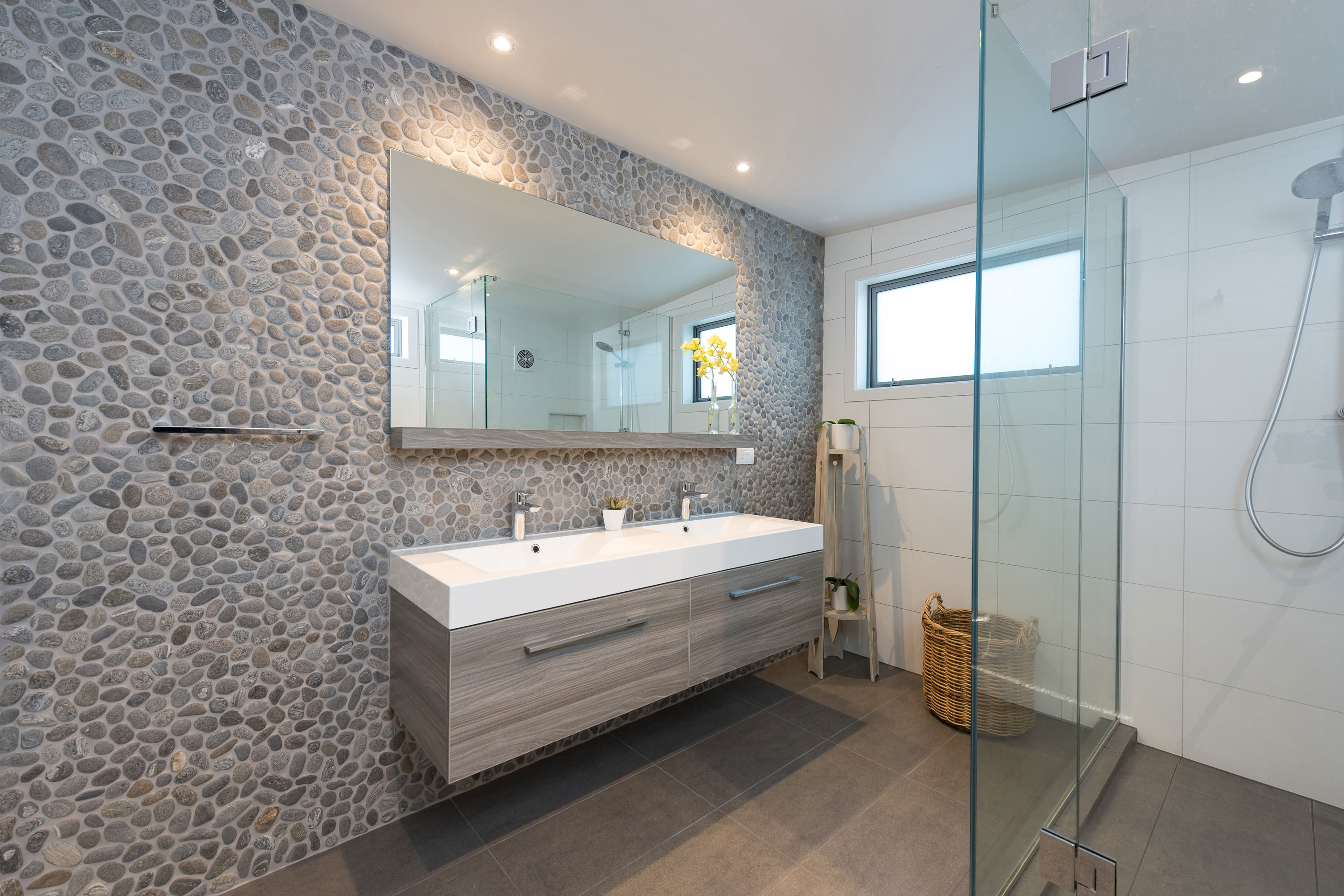 Designing With Pebble Tiles - Maintenance - Talie Jane Interiors