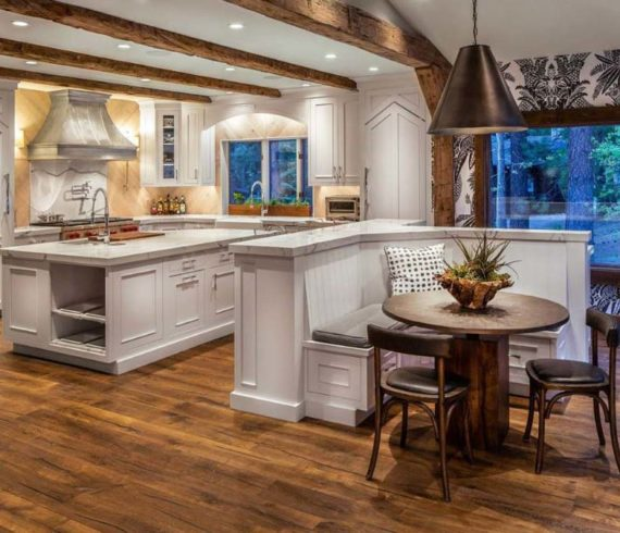 The Magic Kitchen Makeover of Talie Jane Interiors!