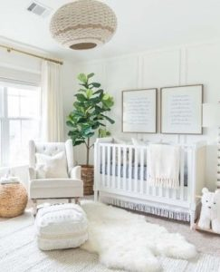 An Interior Designer's Pro Tips for designing a nursery - Talie Jane Interiors