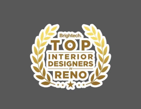 Brighttech's Top 20 Reno Interior Designer's Award - Talie Jane Interiors