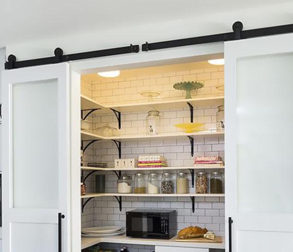 Creative Solutions to Kitchen Storage - Talie Jane Interiors