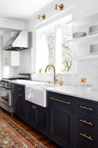 Refinish or Replace Those Kitchen Cabinets? - Talie Jane Interiors