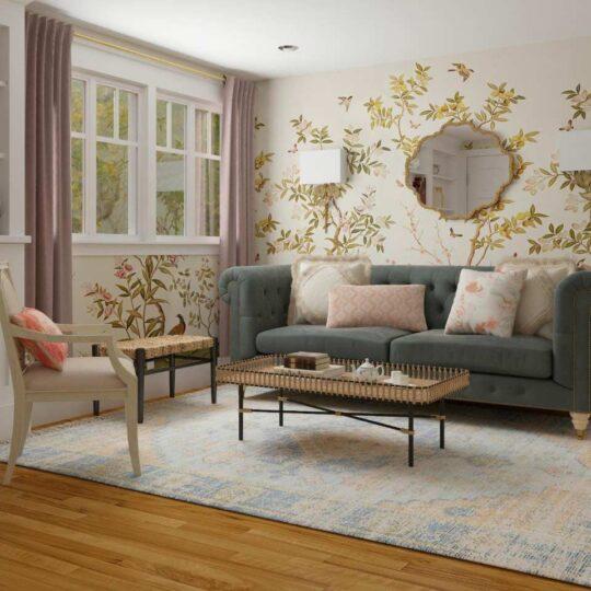 2021 Interior Design Trends - Granny Chic - Talie Jane Interiors