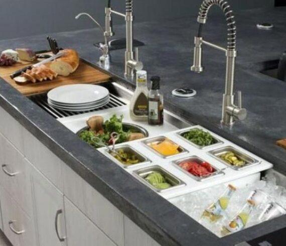 Kitchen Sinks 101 - Talie Jane Interiors