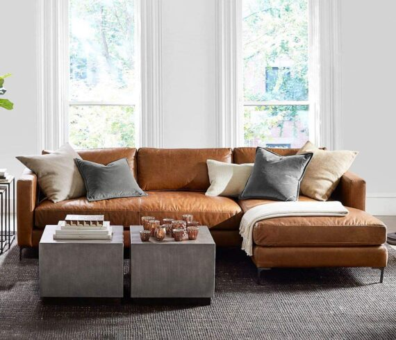 How to Use Throw Pillows - Talie Jane Interiors